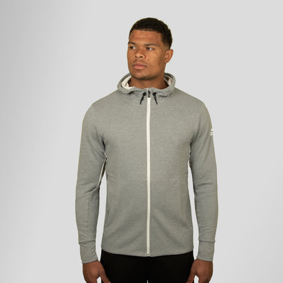 adidas Workout Climalite Full Zip - Sudadera con Capucha