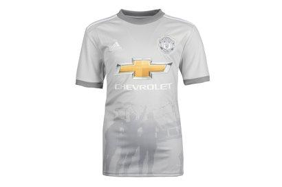adidas Manchester United 17/18 3a - Replica, Camiseta de Fútbol para Jóvenes