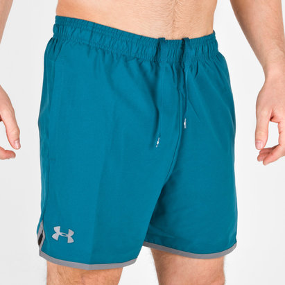 Under Armour Qualifier 15cm Woven - Shorts