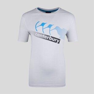 Canterbury CCC Niños Gráfica - Camiseta