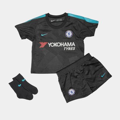 Nike Chelsea FC 17/18 Bebés 3a - Equipación de Fútbol