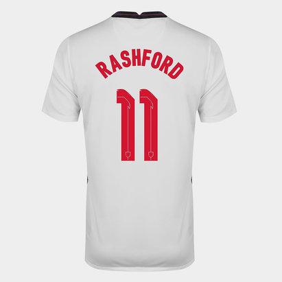 Nike England Marcus Rashford Home Shirt 2020