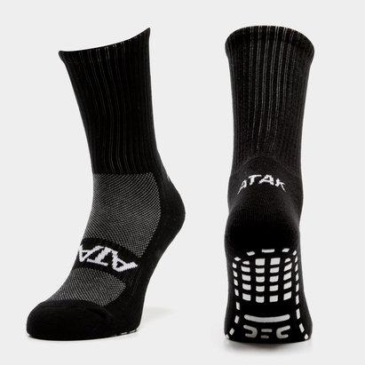 Atak Shox Non Slip Mid Leg - Calcetines Adherentes