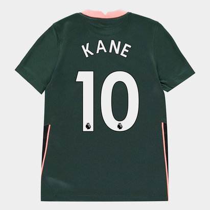 Nike Tottenham Hotspur Harry Kane Away Shirt 20/21 Kids