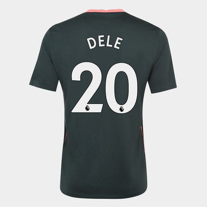 Nike Tottenham Hotspur Dele Alli Away Shirt 20/21 Mens