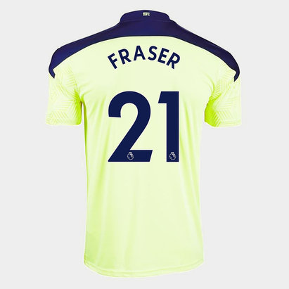 Puma Camiseta Newcastle United Ryan Fraser Visita20/21