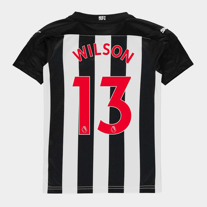 Puma Newcastle United Callum Wilson Home Shirt 20/21 Kids