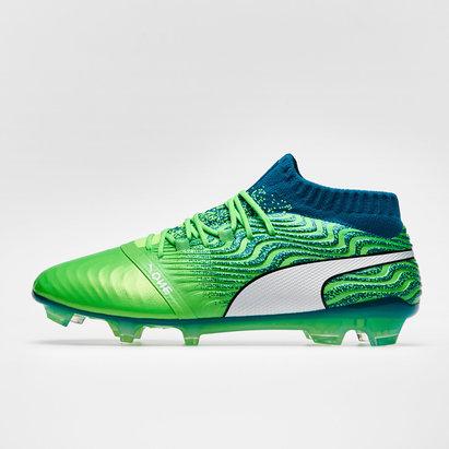 Puma One 18.1 FG - Botas de Fútbol