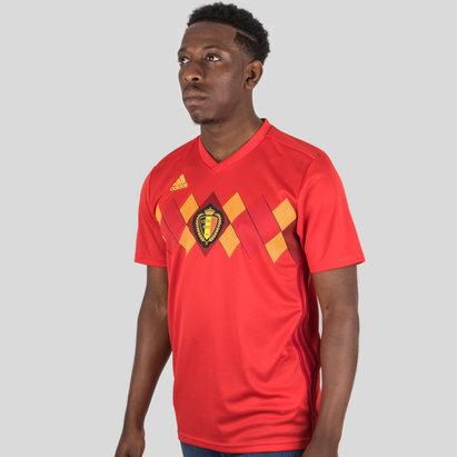 adidas Bélgica 2018 Home M/C Réplica - Camiseta de Fútbol