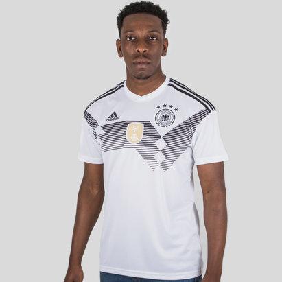 adidas Alemania 2018 Home M/C Réplica - Camiseta de Fútbol