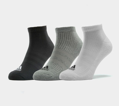 3 Pk adidas 3 Stripe Performance No Show - Calcetines