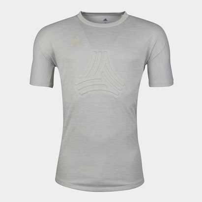 adidas Tango Terry M/C - Camiseta de Entrenamiento