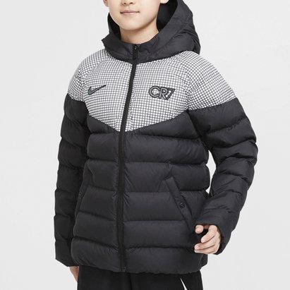 Nike CR7 Padded Jacket Junior Boys