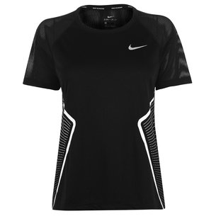 Nike Dry Miler Mujer - Camiseta de Correr 395844b2a074a