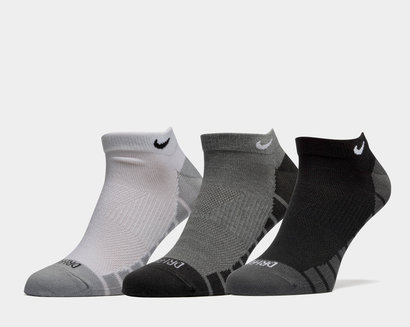 Nike Dry Lightweight No-Show Entrenamiento - 3 Pares Calcetines