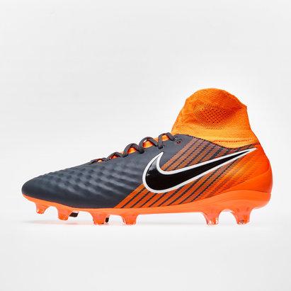 Nike Magista Obra 2 Pro D-Fit FG - Botas de Fútbol