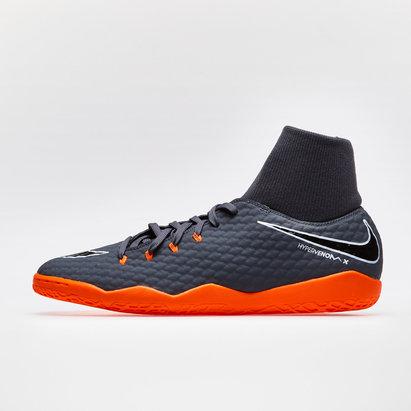 Nike Hypervenom PhantomX 3 Academy D-Fit IC - Zapatillas de Fúbol