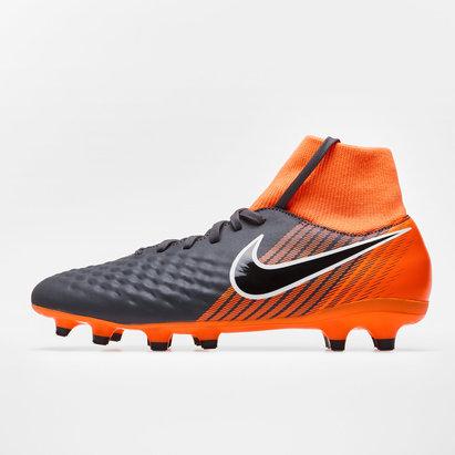 Nike Magista Obra 2 Academy D-Fit FG - Botas de Fútbol