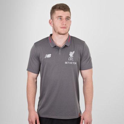 New Balance Liverpool FC 18/19 Elite Leisure Fútbol - Polo