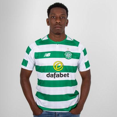 New Balance Celtic FC 18/19 Home M/C Réplica - Camiseta de Fútbol