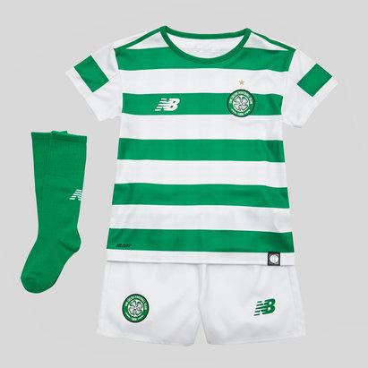 New Balance Celtic FC 18/19 Home Mini Niños - Equipación de Fútbol