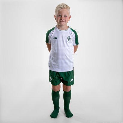 New Balance Celtic FC 18/19 Away Mini Niños - Equipación de Fútbol