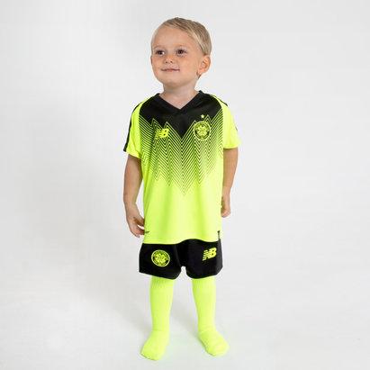 New Balance Celtic FC 18/19 3a Mini Niños - Equipación de Fútbol