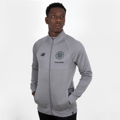 New Balance Celtic FC 18/19 Players Walk Out - Chaqueta de Fútbol