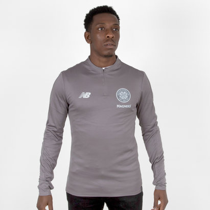 New Balance Celtic FC 18/19 Elite Entrenamiento Mid Layer - Top de Fútbol