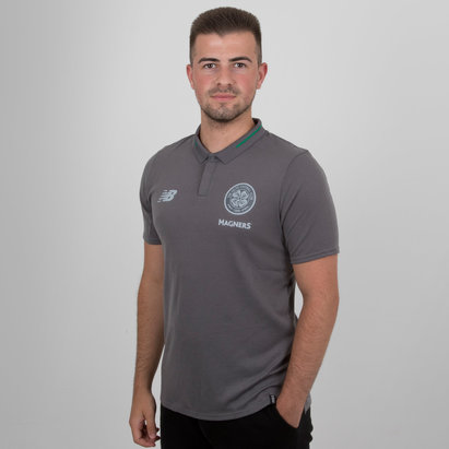 New Balance Celtic FC 18/19 Elite Leisure Fútbol - Polo