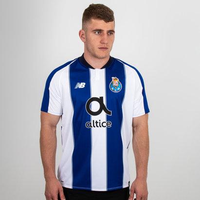 New Balance FC Porto 18/19 Home M/C Réplica - Camiseta de Fútbol