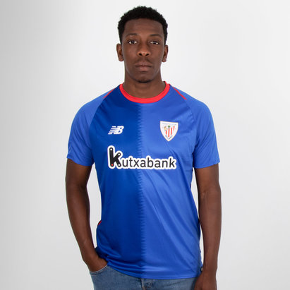 New Balance Athletic Bilbao 18/19 Away M/C Réplica - Camiseta de Fútbol