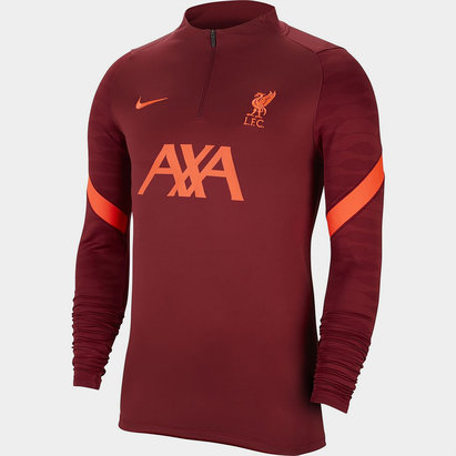 Nike Liverpool Strike Drill Top 2021 2022 Mens