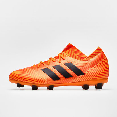 adidas Nemeziz 18.1 FG Niños - Botas de Fútbol