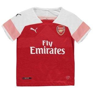 Puma Arsenal 18/19 Home Niños M/C Réplica - Camiseta de Fútbol