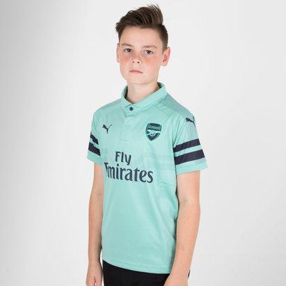 Puma Arsenal 18/19 3a Jóvenes M/C Réplica - Camiseta de Fútbol