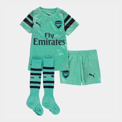 Puma Arsenal 18/19 3a Mini Niños - Equipación de Fútbol