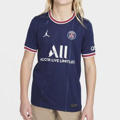 Nike Paris Saint Germain x Jordan Home Shirt 2021 2022 Junior
