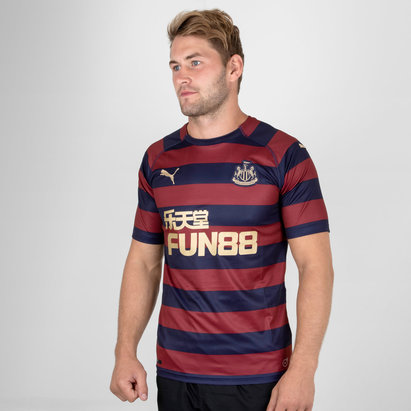 Puma Newcastle United 18/19 Away Réplica M/C - Camiseta de Fútbol