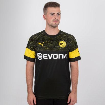 Puma Borussia Dortmund 18/19 Away Réplica - Camiseta de Fútbol