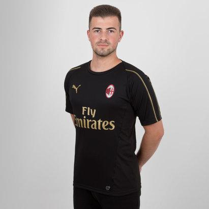 Puma AC Milán 18/19 Players M/C Fútbol - Camiseta de Entrenamiento