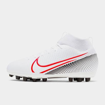 Nike Mercurial Superfly 7 FG Child Boys Football Boots