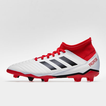 adidas Predator 18.3 FG Niños - Botas de Fútbol