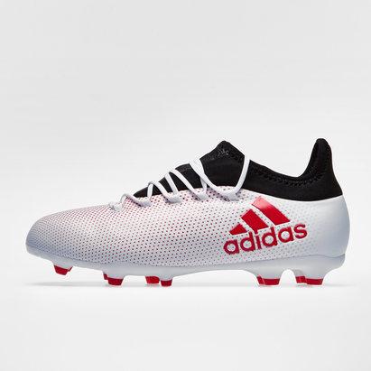 adidas X 17.1 FG Niños - Botas de Fútbol
