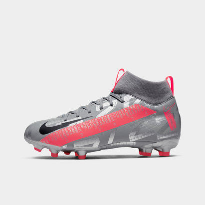 Nike Junior Superfly Firm Ground Football Boots