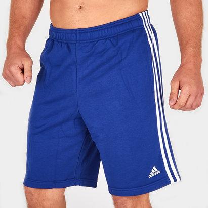 adidas Essential 3 Stripe - Shorts de Entrenamiento