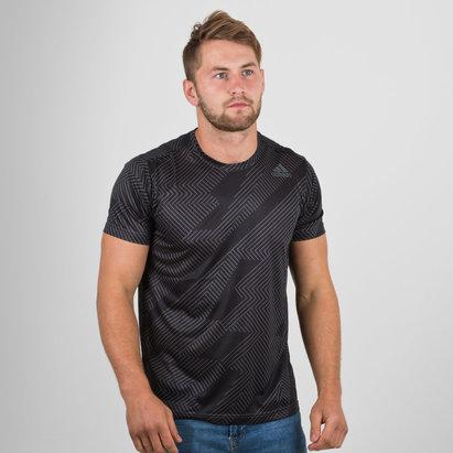 adidas FreeLift Climacool Gráfica M/C - Camiseta de Entrenamiento