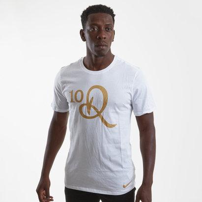 Nike Logo Graphic R10 M/C Camiseta de Futbol