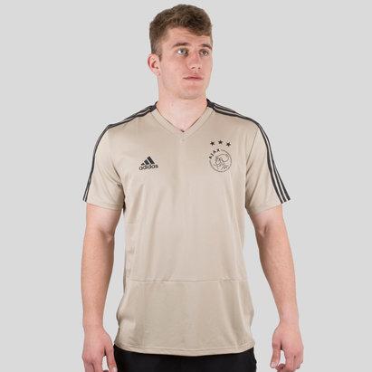 adidas Ajax 18/19 Players M/C Fútbol - Camiseta de Entrenamiento