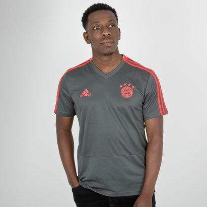 adidas Bayern Munich 18/19 M/C Camiseta de Entrenamiento de Futbol